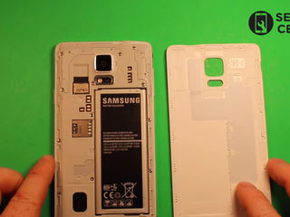 Samsung Galaxy Note 4 Edge (N915)  Не держит батарея, заменим без потерей!