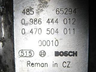 Топливный насос высокого давления тнвд bosch