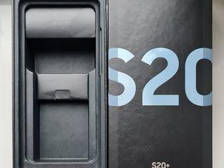 Cutia Samsung Galaxy S20+, Cloud Blue, 128GB & iPhone XS Max, Space Gray, 64GB