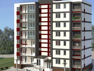 Apartament cu 2 odăi 57,5 m2, doar 390 euro pentru 1 m2, Hîncești, bloc nou,super preț !.