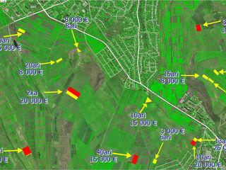 Schimb Durlesti 5 hectare de pamint .  variante