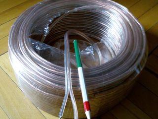 акустический кабель для колонок сечением 2 * 2,5 мм2