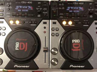 Pioneer cdj 400 - 299 Euro торг!