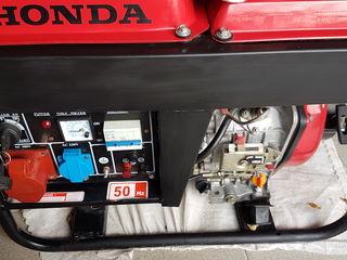 Генератор Honda 9.5 H.p Дизель.