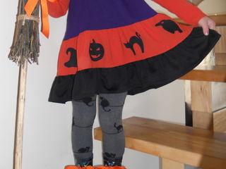 Продам платье ведьмы на девочку 2-3 лет