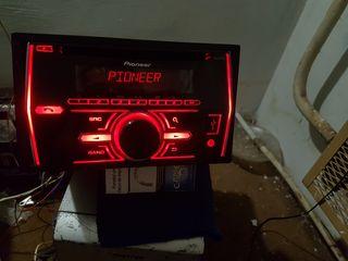2din pioneer usb buetooth original