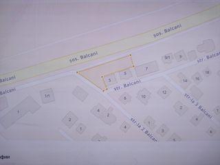 URGENT teren pentru constructie 6 ari Buiucani-Poltava. СРОЧНО УЧАСТОК.
