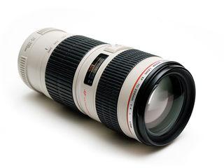 Объектив CANON 70-200mm EF f/4 L USM