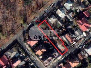 Teren pentru construcții, 8.7 ari, V. Dokuceaev - Telecentru!