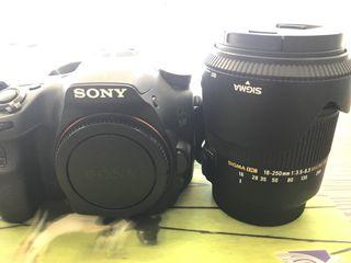 Sony A58 Kit !!! Starea foarte buna!