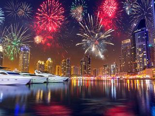 Дубай - настоящая арабская сказка на Новый год