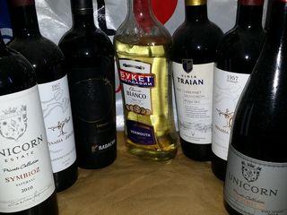 Срочно.продаю коллекционные бутылки винотеку.разных стран и годов.продам только всю. коллекция разны