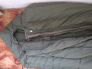Армейский спальный мешок 2000 лей