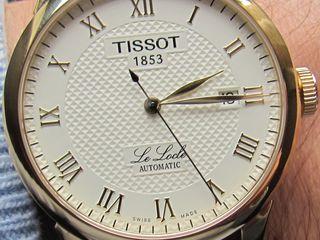 Tissot Automatic Collection - супер солидные часы - одна пара!