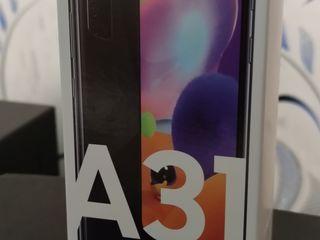 Новый Samsung Galaxy A31 4/64gb black