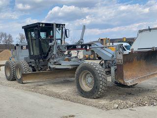 Servicii greider, compactare, buldoexcavator, transport basculant