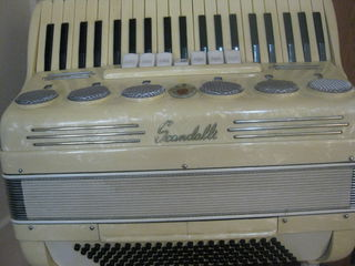 Scandalli 120 Басов Модель L614/40 Италия
