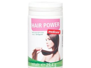 Complex pentru par sanatos Hair Power Germania Комплекс для здоровья волос Hair Power Германия