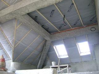 Утепление мансард и крыш на 300 мм Устройство крыш +3D Дизайн крыш.