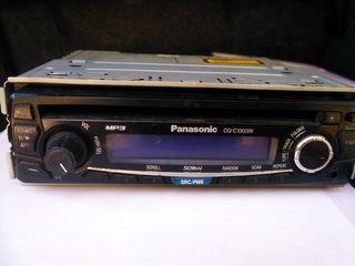 Panasonic авто-магнитола!-дёшево!