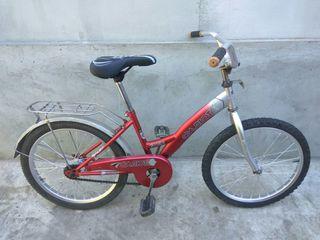 """Детский велосипед Салют(от 5 до 10+ лет),диаметр колёс 20"""""""