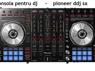 arenda Consola dj pioneer ddj sx
