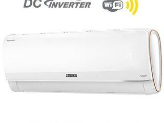 Кондиционер 25м zanussi superiore dc inverter zacs/i-09 spr/a17/n1/на заказ/доставка бесплатная!!!