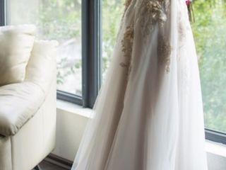 Vand rochie de mireasa 500 Euro (necununata) - marca Otilia Brailoiu - banii vor fi donati