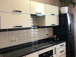 Riscani! Apartament cu 1 odaie, mobilat, 35,6 m.p..