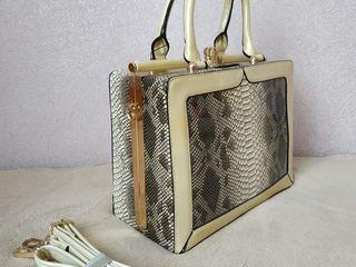 Geantă de damă/Сумка Magic Bags piele de şarpe