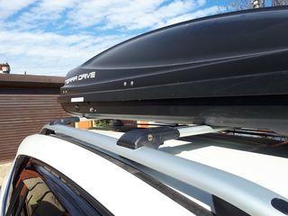 Багажник на машину Terra Drive 480