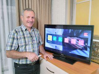 Ремонт телевизоров на дому. Телемастер с 34-х летним опытом работы.