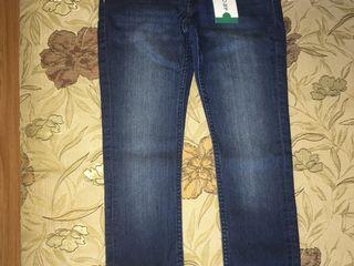 Новые джинсы на девочку 8 лет