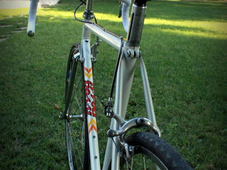 Bicicleta vintage Rossi, Made in Italy