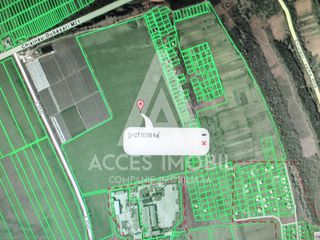 Teren agricol cu persmisiune pentru construcții, 27,3 ha! Criuleni!