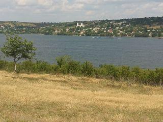 Vin teren pentru constructie pe malul riului Nistru. pret bun!