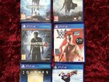 PS4 Playstation диски продаю без обмена