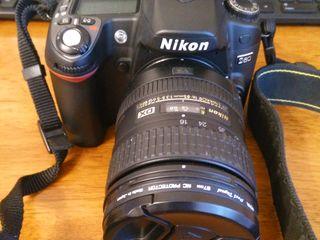 Nikon D80 Kit или Body. Последняя уникальная CCD матрица.