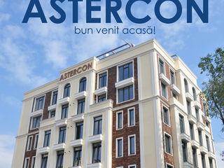 Premium apartment! Apartament cu 1 cameră, 37 411€. Direct de la Compania Astercon !