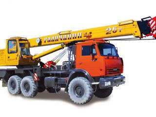 Servicii automacara , buldo-excavator - услуги автокрана , бульдоэксковатор