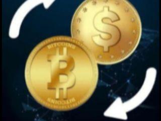 Продам или Куплю криптовалюту!!! BTC ETH