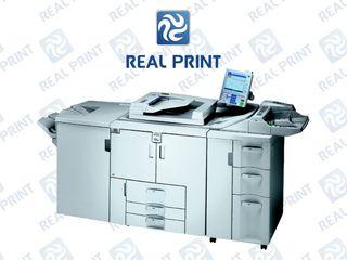 REAL PRINT SRL . Aficio MP9000  МФУ  - черно-белый лазерный