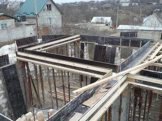 Lucrari din beton: fundatii, coloane,pereti,righeli,placi...