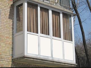 Только у  нас, Французские балконы современные.Офисные перегородки.Выезд мастера
