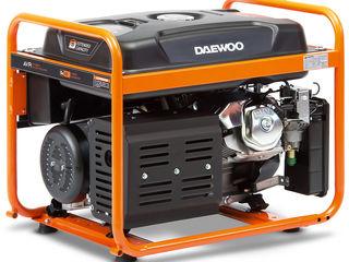 Генератор Daewoo GDA 6500