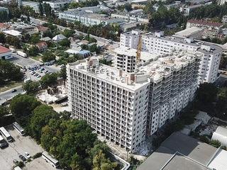 Oferta de anul nou.Se vinde apartament cu o odaie în complexul  «MyLife» cu euroreparație!