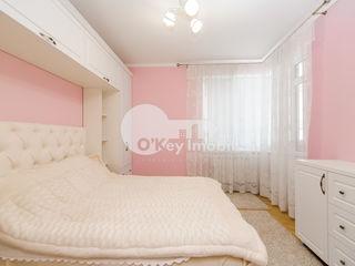 Apartament cu 2 camere, reparație euro, Buiucani!