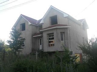 Vând casă în Stăuceni pe teren de 8,5 ari / продам дом в Ставчены c участком 8,5 соток