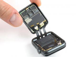 Замена дисплея/стекла на Apple Watch любой серии в iService