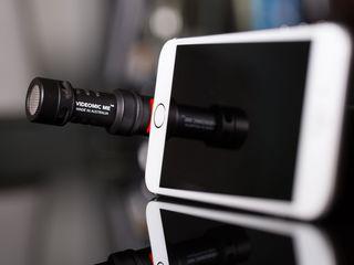 Microfon pentru iPhone Rode VideoMic ME-L. Livrare în toată Moldova